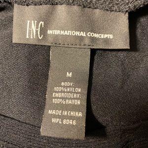 INC International Concepts Tops - INC International Concepts sheer Top